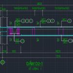 Cách bố trí thép dầm đúng cách khi xây nhà ống, nhà phố