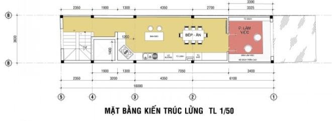 Mẫu thiết kế nhà 4 tầng độc đáo tiện nghi-2