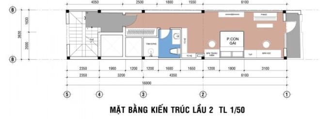 Mẫu thiết kế nhà 4 tầng độc đáo tiện nghi-4