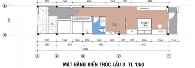 Mẫu thiết kế nhà 4 tầng độc đáo tiện nghi-5