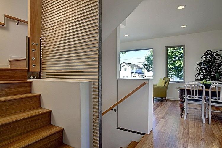 Mẫu thiết kế nhà ống đẹp 3 tầng phong cách hiện đại - 4