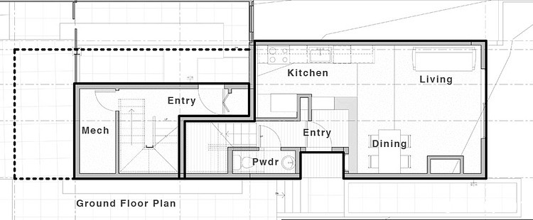 Mẫu thiết kế nhà ống đẹp 3 tầng phong cách hiện đại - 8