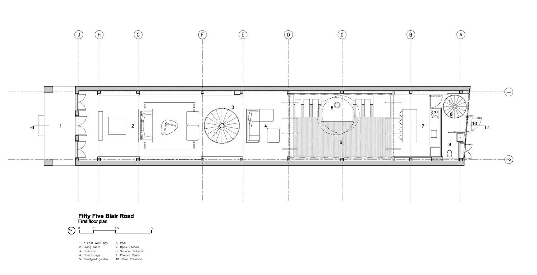 Ngỡ ngàng với thiết kế nhà ống đẹp thông minh hiện đại - 2