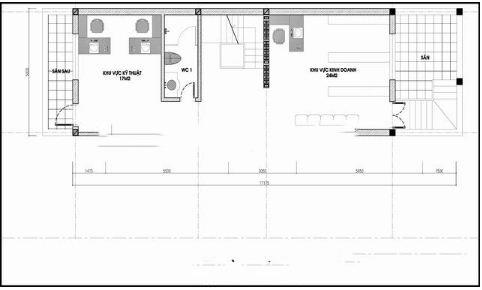 Nhà ống 4 tầng tươi mới hiện đại 5x20m. 2