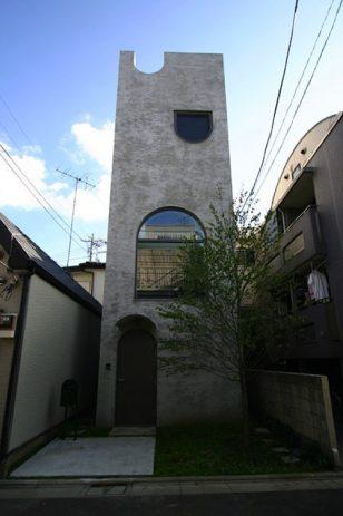 Nhật Bản và phong cách kiến trúc nhà ống hiện đại