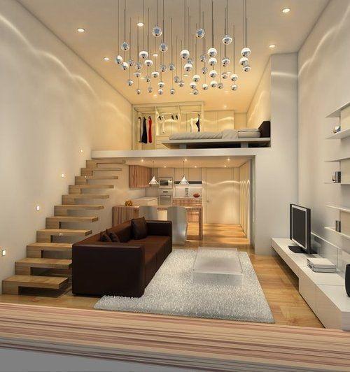 Mẫu thiết kế cầu thang đẹp dành cho nhà ống - ảnh 2