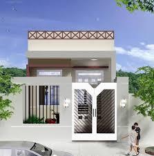 Mẫu- thiết- kế- nhà- ống- đẹp- cấp- 4 với- diện- tích 5x25m