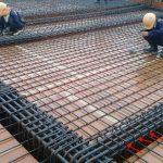 Cách bố trí thép sàn và vai trò của thép sàn