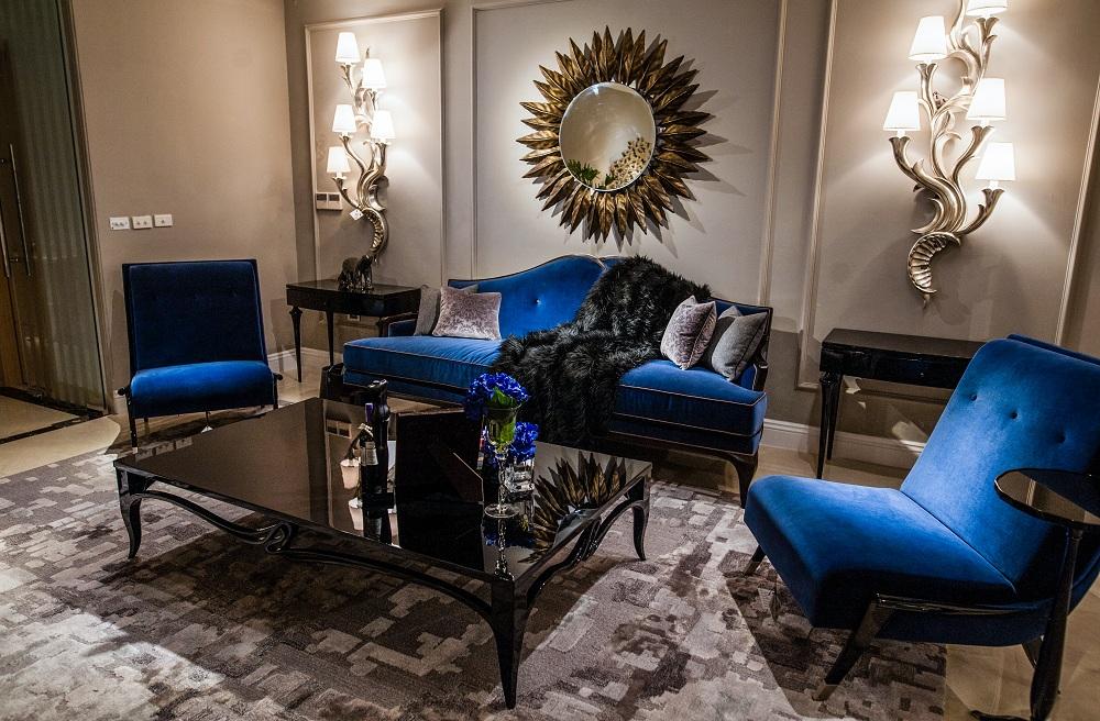 Thương hiệu nội thất hàng đầu Italia - Mẫu nhà ống đẹp